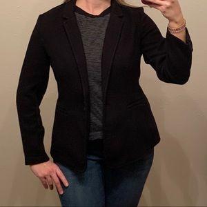 Casual Black Jacket